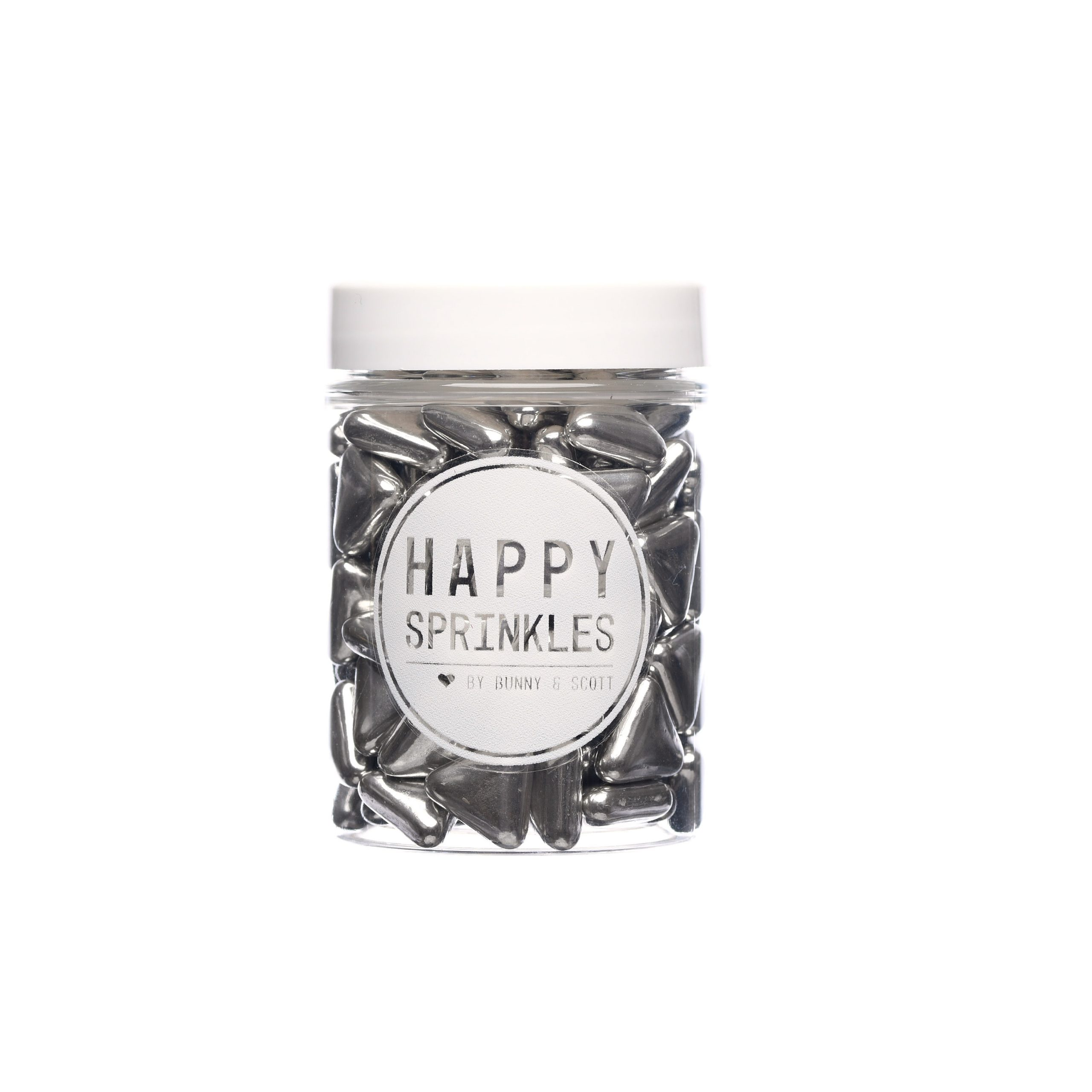 Happy Sprinkles Metallic Triangle Sprinkles