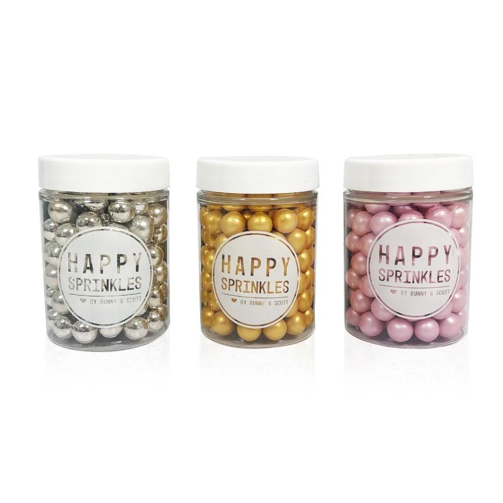 Happy Sprinkles Medium Choco Sprinkles